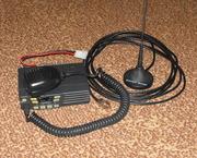 Радиостанция Рация для такси Kenwood TK-7020 (430-460 Мгц) б/у